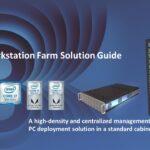 Intel PC Farm – solução inovadora alternativa a VDI