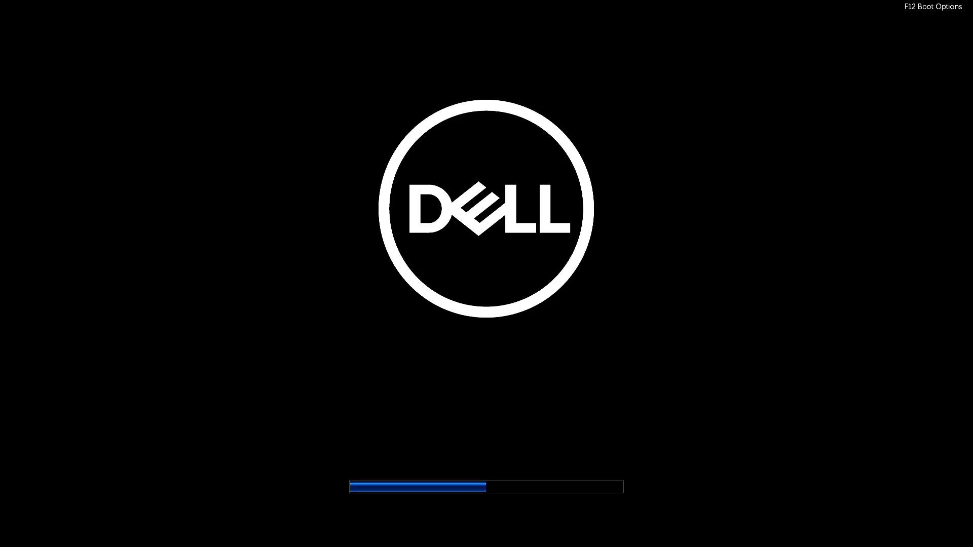 Conecte o pendrive com o instalador Phantosys na porta USB e ligue o PC